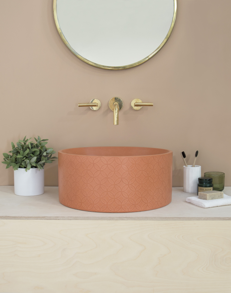 00157PL_LOF04_Loft_Wall_Mounted_Basin_Tap_in_Natural_Brass
