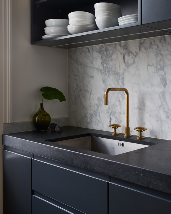 00333PL_BRO72_Brooklyn_Deck_Mounted_Kitchen_Tap_in_Aged_Brass