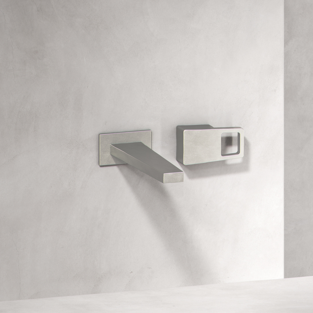 00507PL_EDG07_Edge_Wall_Mounted_Basin_Tap_in_Brushed_Nickel